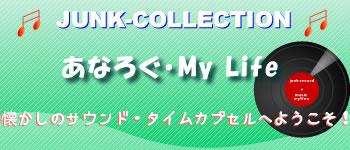 アナログレコードコレクション