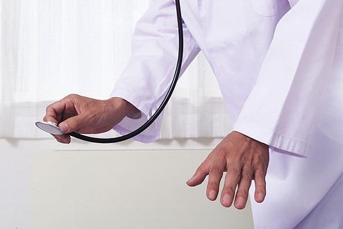 専門医のカウンセリング