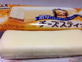森永アイス チーズスティックカロリー