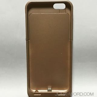 iPhone 6s ケース一体型バッテリー