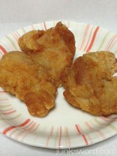 ローソン 鶏から 塩にんにくカロリー