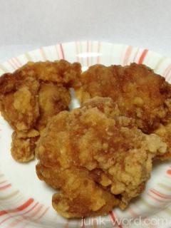 ローソン 鶏から しょうゆカロリー