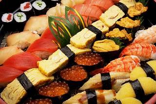 寿司 カロリー