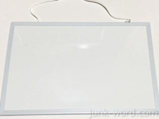 ダイソー ホワイトボード300mmX200mm 100円