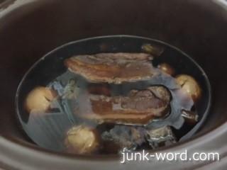 自家製チャーシュー(叉焼)の完成 スロークッカー