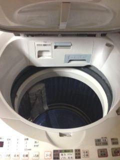 全自動洗濯機 臭い取り