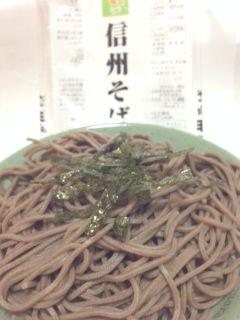信州そば(蕎麦)カロリー
