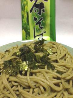 茶そば(蕎麦)カロリー