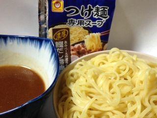 濃厚鰹だし醤油つけ麺カロリー