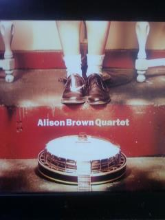 ALISON BROWN QUARTET/アリソン・ブラウン・クァルテット