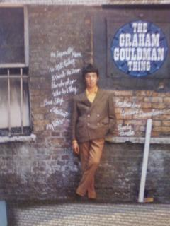 グレアム.グールドマン「THE GRAHAM GOULDMAN THING」