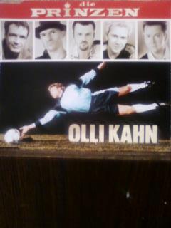 OLLI KAHN アナログレコード ジャケット写真