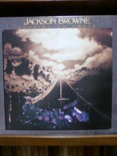 ジャクソン.ブラウン 孤独なランナー
