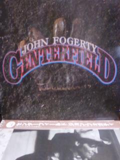JOHN FOGERTY(ジョン.フォガティ)  センターフィールド