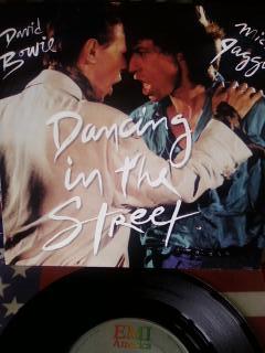 Dancing In The Street/ ダンシング・イン・ザ・ストリート