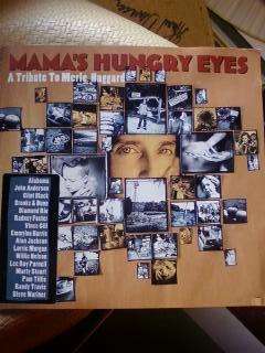 マール.ハガードのトリビュートアルバム  MAMA'S HUNGRY EYES