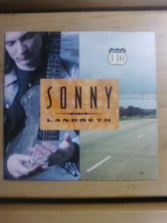 SONNY LANDRETH / ソニー.ランドレス SOUTH OF I-10
