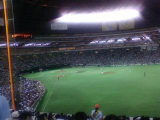 福岡Yahoo!ドーム