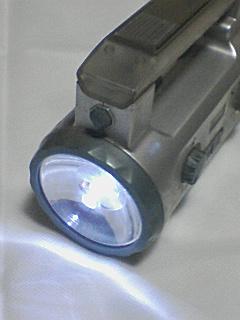 防災ライト