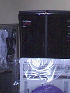 バッファロー(BUFFALO)無線LANルータ AirStation WZR-HP-AG300H 本体