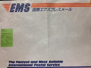 EMS封筒L