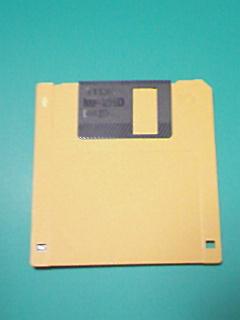 3.5インチフロッピーディスク