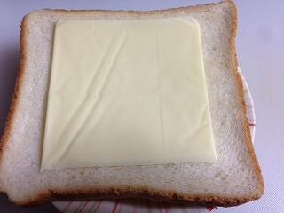 ホットサンド 8枚切り食パン