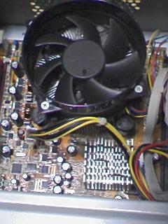 デスクトップパソコンの熱対策・掃除