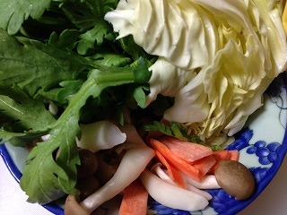 鮭缶レシピ 野菜スープ 材料