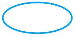 「膨張ツール」楕円形を描画